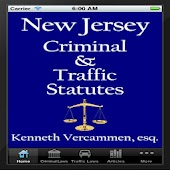 NJ Criminal & Traffic Statutes