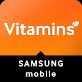 Vitamins for Samsung mobile