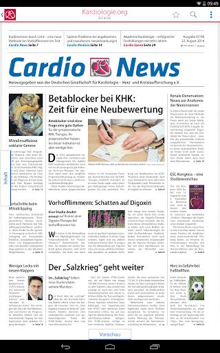 CARDIO NEWS