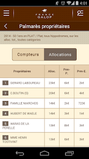 France Galop- screenshot thumbnail