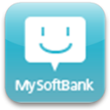 My SoftBank Checker logo