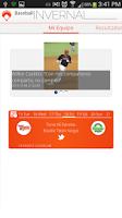 Screenshot of Baseball Invernal