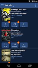 TV Guide Mobile Screenshot 1