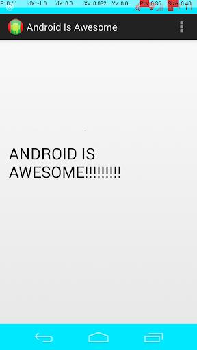 【免費娛樂App】Awesomeness for Android-APP點子