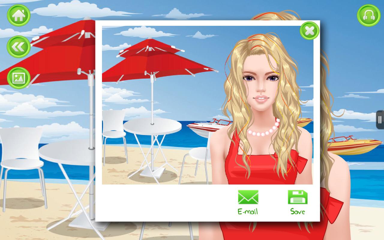 Make Up Salon! - screenshot