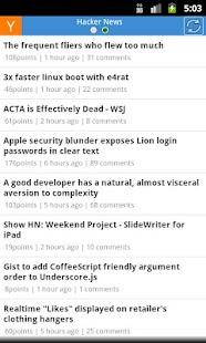 HotTech News- screenshot thumbnail