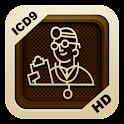 ICD 9 HD 2012 logo
