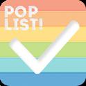 おしゃれでシンプルなToDoリスト!! -POP LIST! icon