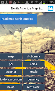 US North America Offline Map- screenshot thumbnail