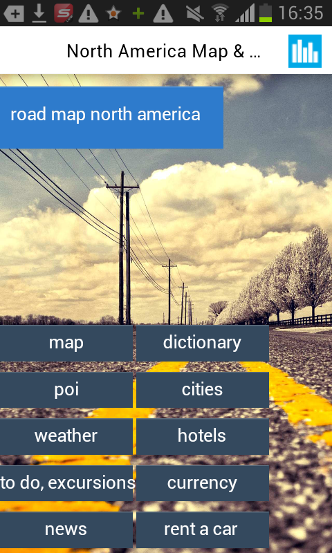 US North America Offline Map  Android Apps on Google Play