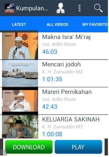 Kumpulan Ceramah Islam