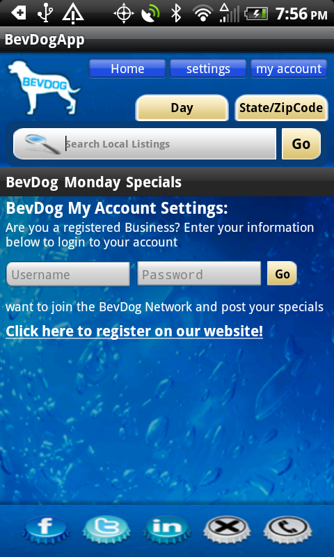 BevDogNew- screenshot
