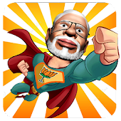 ModiMan 3D Run - Election 2014