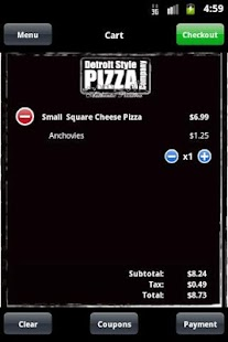 Detroit Style Pizza Company - screenshot thumbnail