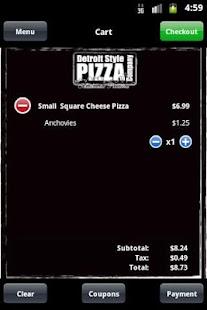 Detroit Style Pizza Company - screenshot thumbnail