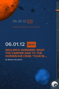 Radiolab- screenshot thumbnail