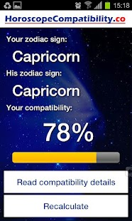 Horoscope Compatibility - screenshot thumbnail