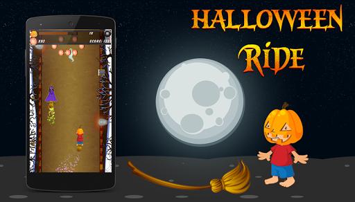 【免費冒險App】Halloween Ride-APP點子