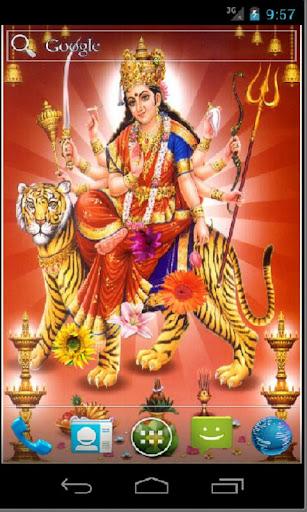 Goddess Durga HD Live Wallpapr 3.3 screenshots 4