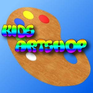 Kids Art Shop Demo (Trial) for PC and MAC