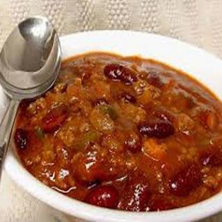 Wendy's Copycat Chili