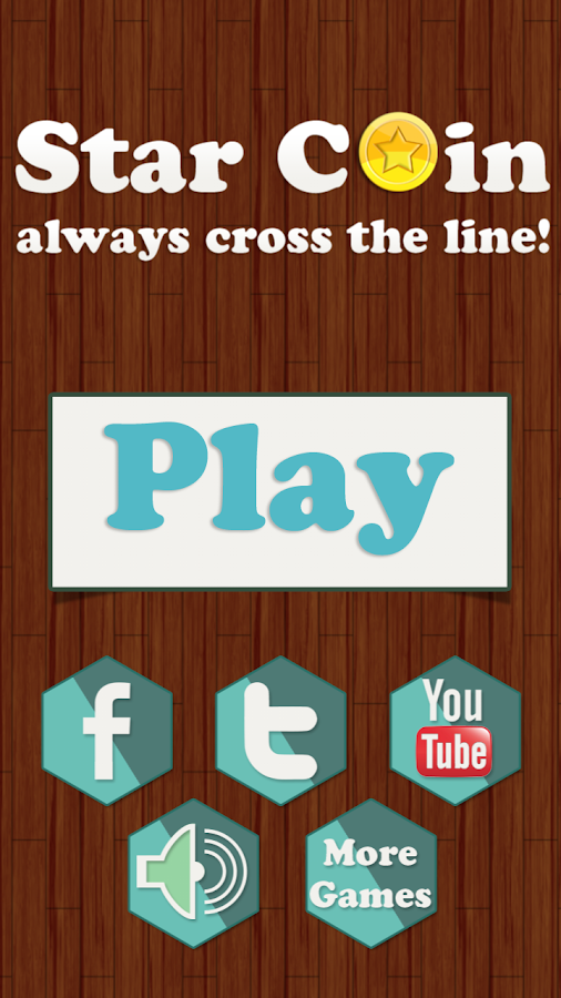 Star Coin - toss a coin - screenshot
