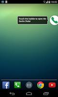 Screenshot of Floating Dialer