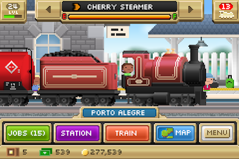 Pocket Trains Screenshot 1