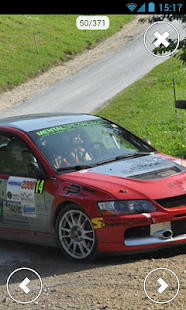 Rallye Weiz App- screenshot thumbnail