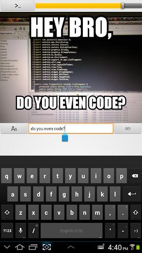Memerator: DIY Memes