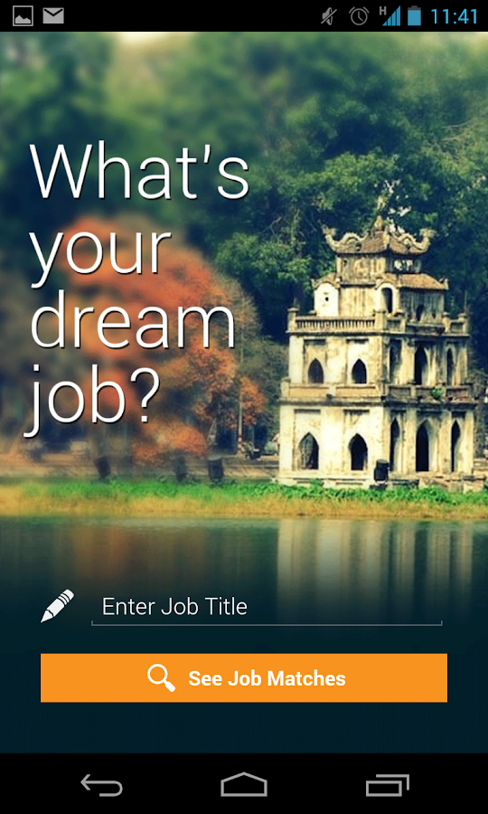 VietnamWorks - Search Job - screenshot