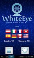 Screenshot of WhiteEye