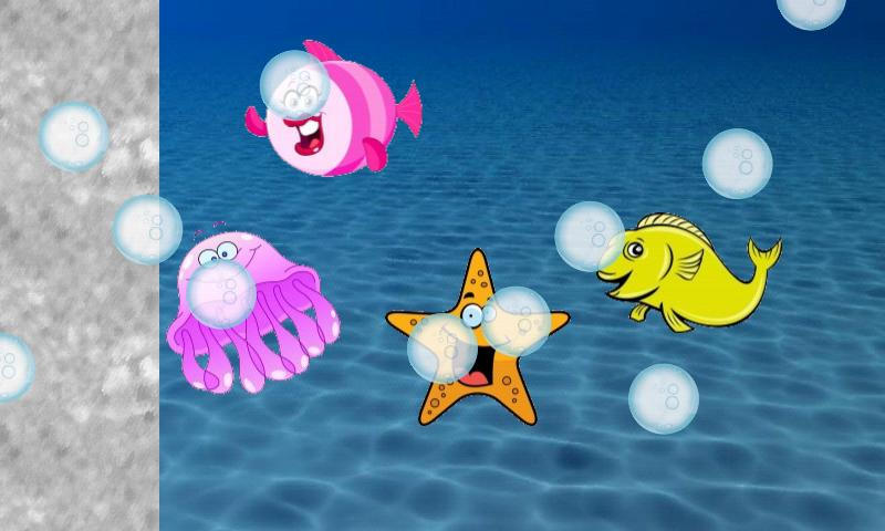 Fishes Puzzles for Toddlers !- screenshot