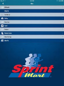 Sprint Mart screenshot 3