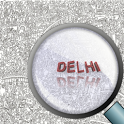 Delhi - Road Map icon