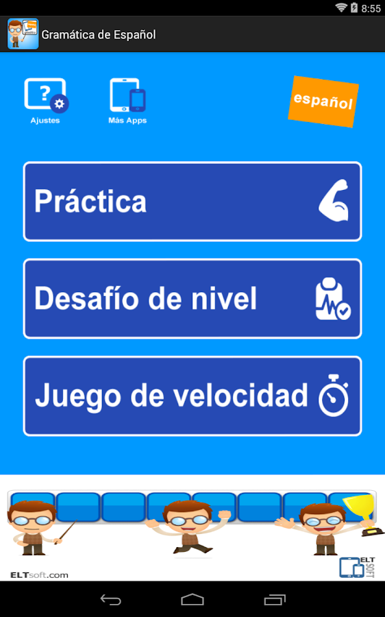 Spanish Grammar Free- screenshot