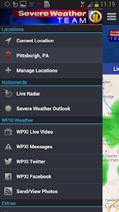 WPXI Severe Weather Team 11 - screenshot thumbnail