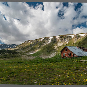 Abandoned in Rila by Yordan Mihov - Buildings & Architecture Decaying & Abandoned ( mauntain, rila, teahouse, balkans )
