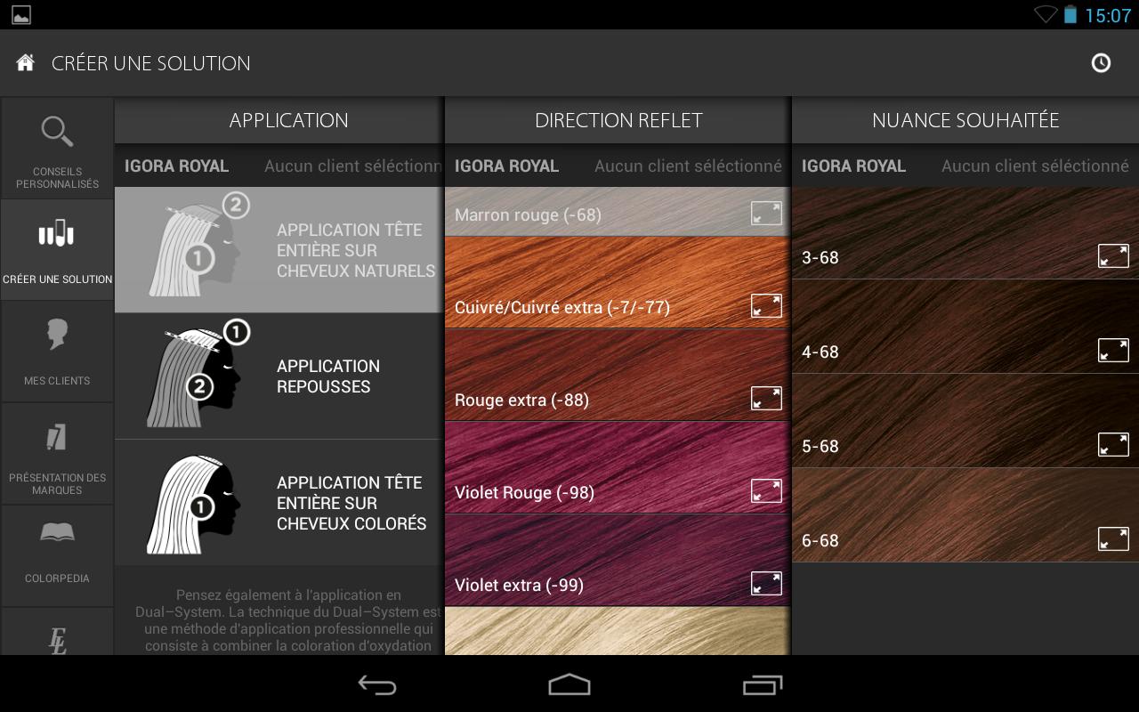 La maison de la couleur applications android sur google play - La maison de la couleur ...