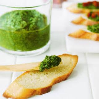 Cilantro Pesto Without Nuts Recipes.