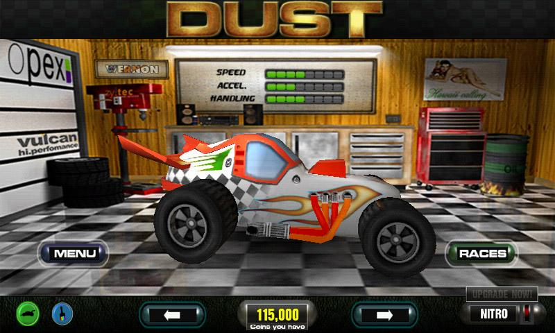 Dust: Offroad Racing - screenshot