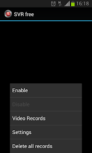 Secret Video Recorder Free - screenshot thumbnail