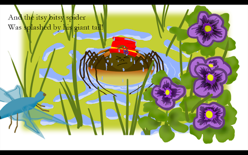 Itsy Bitsy Spider On The Farm- screenshot thumbnail