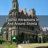 Tourist Attractions Shimla