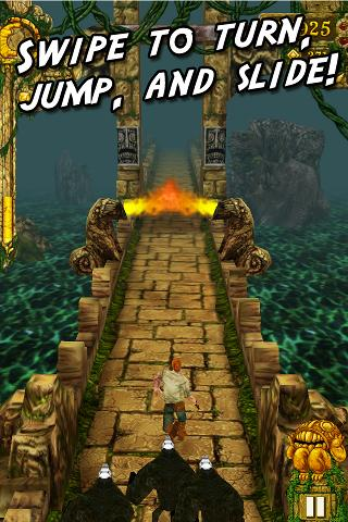 Temple Run  captures d'écran 1