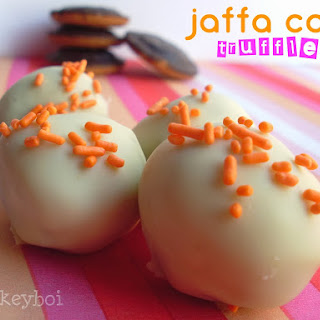 Jaffa Cakes Dessert Recipes.