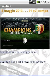 Bianconeri - screenshot thumbnail