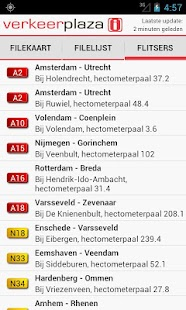 Verkeerplaza files en flitsers- screenshot thumbnail