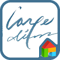 Carpe diem LINE Launcher theme icon