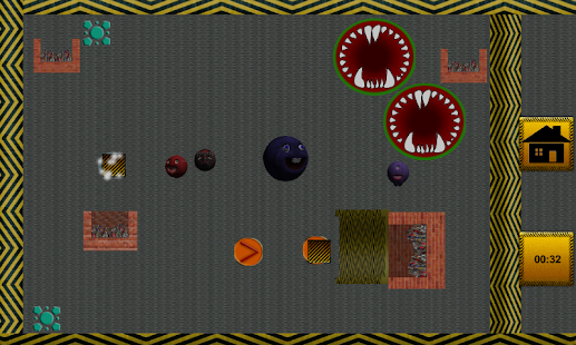 Hungry Monster Balls- screenshot thumbnail